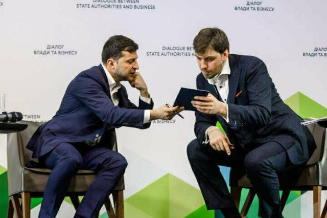 Семья нового премьер-министра Украины годами на платит за коммунальные услуги
