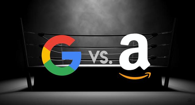 Google и Amazon обвинили в плагиате идей стартаперов