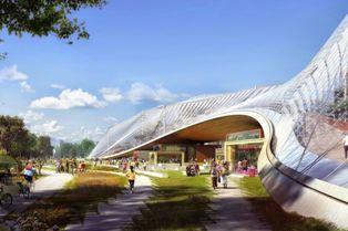 Google планирует построить новый экспериментальный город