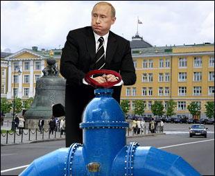 Газпром заигрался в политику