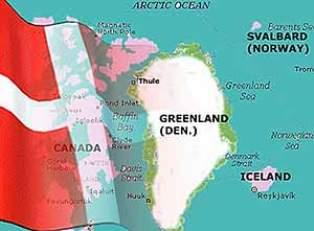Скандинавские страны вступают в борьбу за Арктику