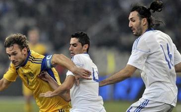 Сухо и комфортно в Греции. Все матчи Чемпионата Мира