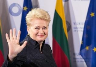 Президент Литвы Медведеву: мы на пороге полноценной горячей, а не холодной  ...