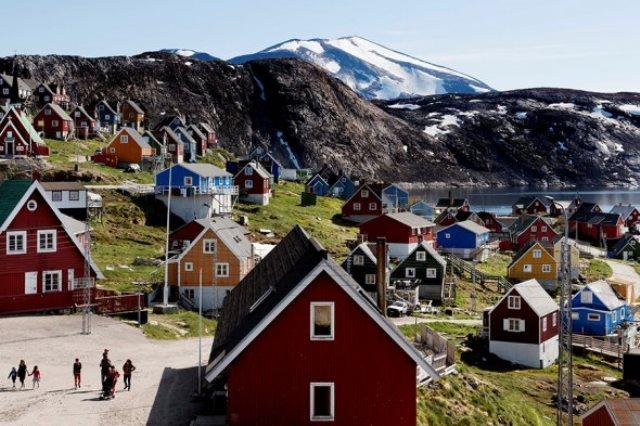 Нефть подо льдом: зачем Трампу понадобилась Гренландия?