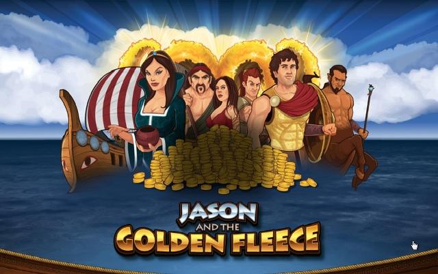 В поисках Золотого Руно: обзор игры Jason and the Golden Fleece