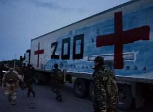 ОБСЕ фиксирует машины с грузом 200, уезжающие с Донбасса в Россию