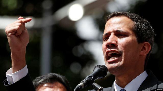 Оппозиция в Венесуэле планирует объявить в стране дефолт