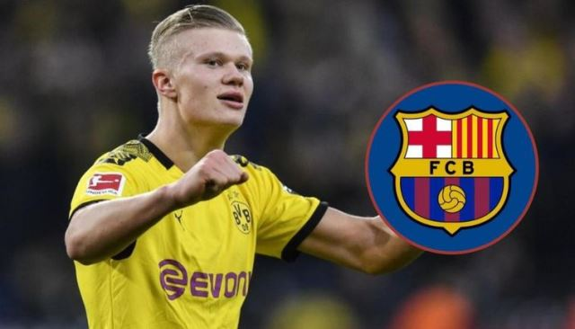 Барселона запустила процесс по подписанию Холанда