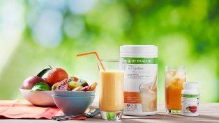 Состав Гербалайф: помощь в похудении и поддержании веса