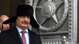 Фельдмаршал Кремля: как Ливия становится союзником РФ