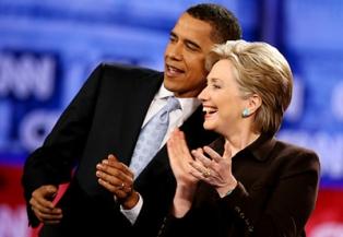 Хиллари Клинтон: неожиданный оппонент Барака Обамы