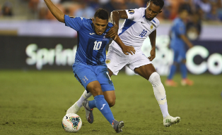 Кубок КОНКАКАФ: вылет Гондураса, ничья Ямайки и Сальвадора