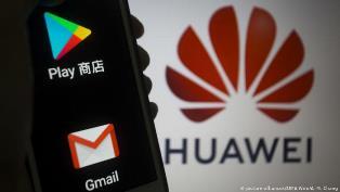 Huawei совместно с другими китайскими компаниями хотят разработать альтернативу Google Play