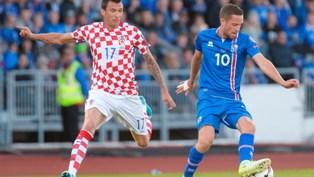 ЧМ-2018: Исландия сенсационно побеждает Хорватию