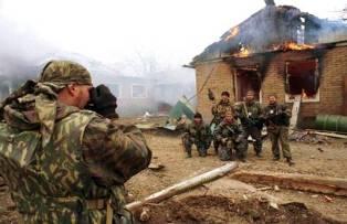 Добрые слова украинским военным от чеченского военного