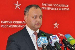 Во втором туре президентских выборов в Молдове вновь лидирует пророссийский ...