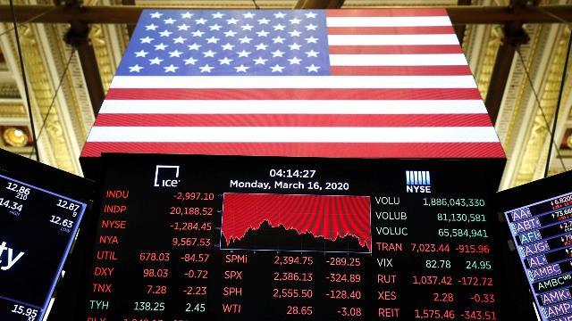 Идеальный шторм в США: мир на пороге нового финансового кризиса?