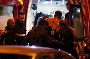 Теракты в Париже: