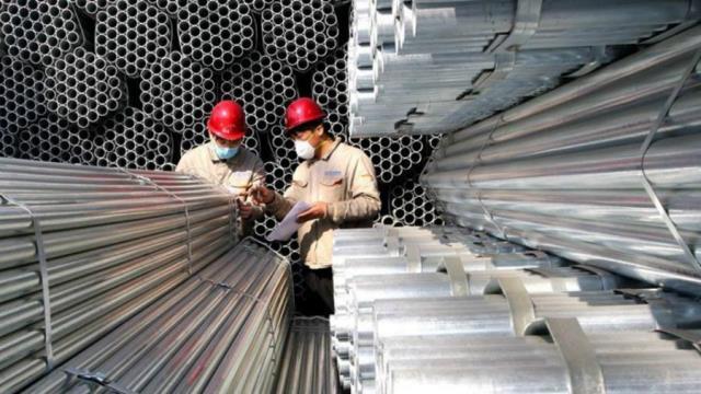 В Китае ускорилось восстановление промышленного производства