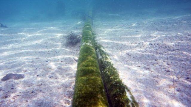 Подводные интернет-кабели