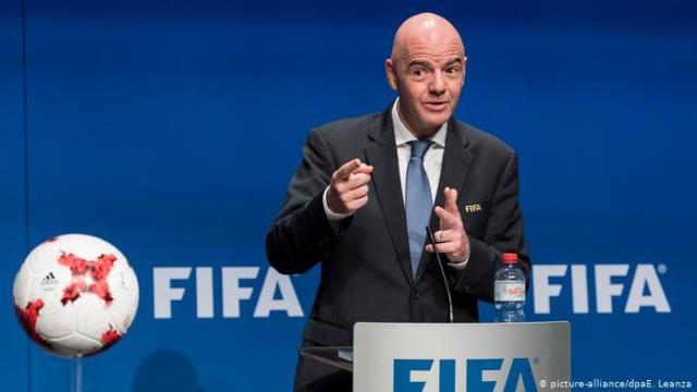 FIFA рассматривает возможность проведения ЧМ раз в 2 года