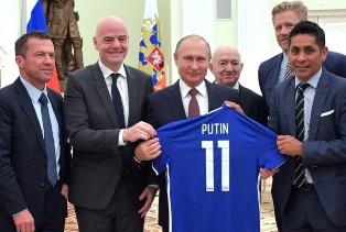 Футбол вне политики? Двойные стандарты FIFA в отношении России