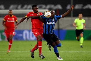 Лига Европы: Интер и МЮ с трудом выходят в полуфинал