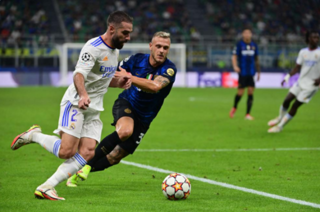 Лига Чемпионов: Реал обыграл Интер, Шахтер уступает Шерифу