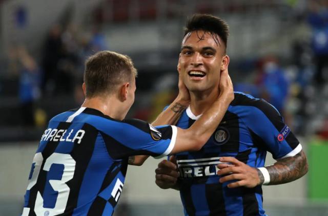 Лига Европы: Интер ставит на место Шахтер и выходит в финал