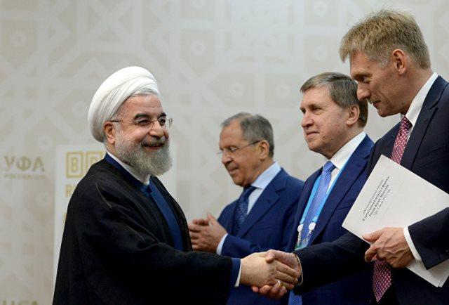 Иран - Россия