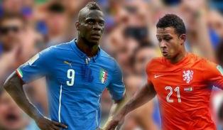Италия - Нидерланды