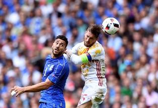Евро-2016: Италия отправляет Чемпионов Европы домой