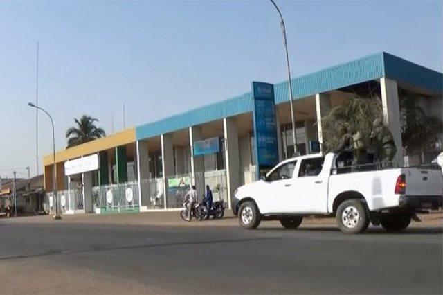 Мятежники в Кот-д'Ивуар
