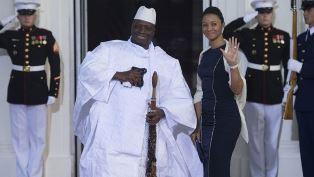 Президент Гамбии отказался от планов править миллиард лет