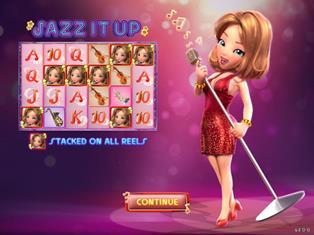 Вечер в джаз-клубе: обзор игры Jazz It Up от Slot V