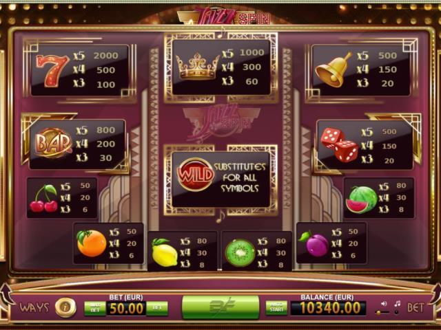 JazzSpin: классический слот в современном оформлении от казино Лев