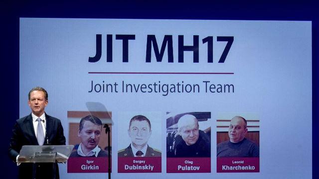 Гиркин взял на себя моральную ответственность за сбитый MH17