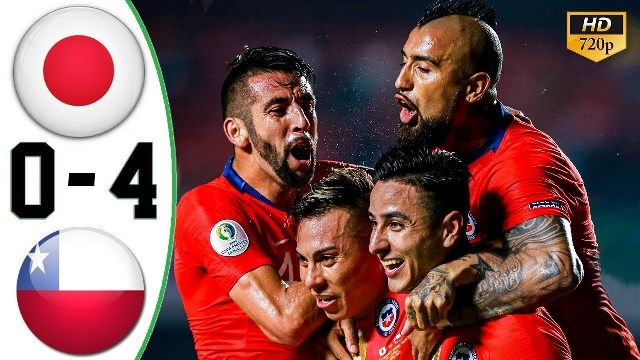 Copa America: Чили не оставляет шансов Японии