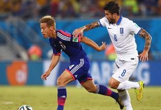 ЧМ-2014: Япония и Греция выводят Колумбию в плей-офф