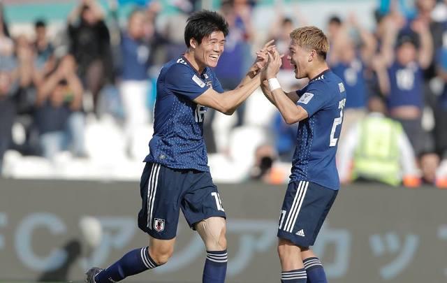 Кубок Азии: Япония обыграла Саудовскую Аравию, Австралия сыграет с ОАЭ