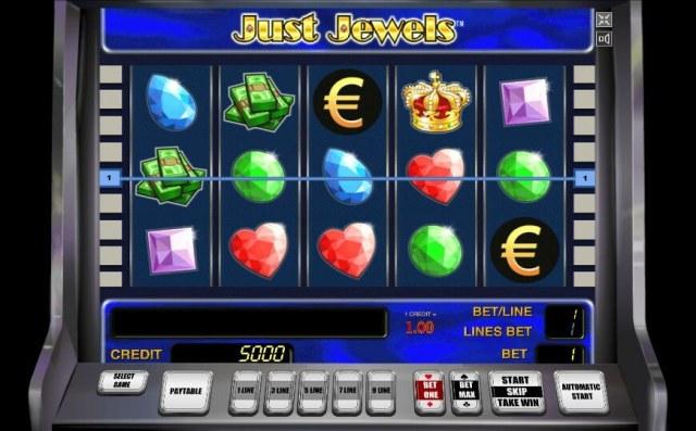 Just Jewels: игра от клуба Вулкан для любителей драгоценностей