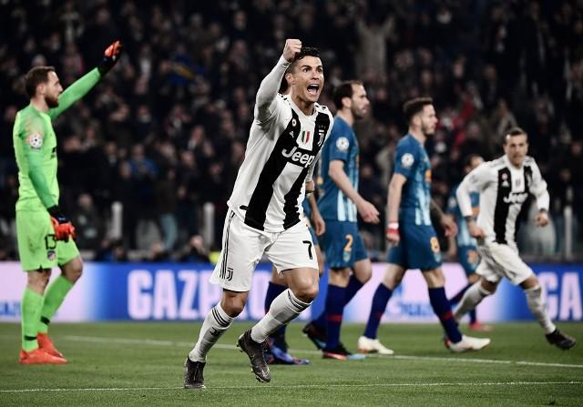 Лига Чемпионов: Роналду спасает Ювентус, МанСити громит Шальке