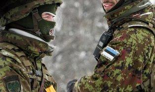 Эстонские военные будут хранить оружие и боеприпасы у себя дома