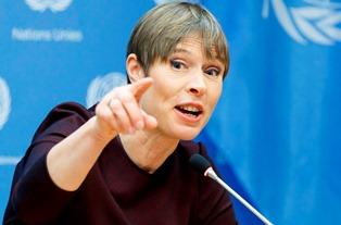 Президент Эстонии не рекомендует инвестировать в Украину