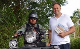 Привет из Панамы: Луценко снова поймали на вранье