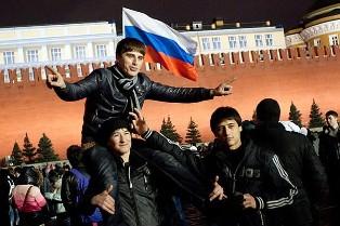 Москва: этнический состав