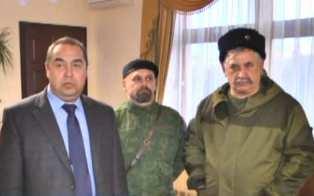 Российские казаки устроили бунт против главы ЛНР Плотницкого