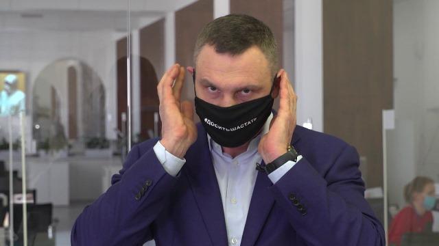 В Киеве зафиксировано рекордное число заражений COVID за все время пандемии