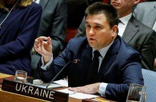 Климкин: после разведения войск РФ попытается захватить весь Донбасс