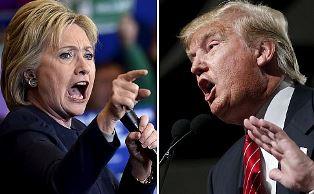 Клинтон во второй раз победила Трампа в дебатах